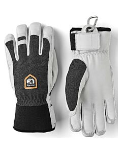 Hestra Army Leather Patrol Glove- Charcoal