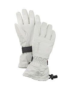 Hestra C-Zone Powder Glove Women's- Ivory