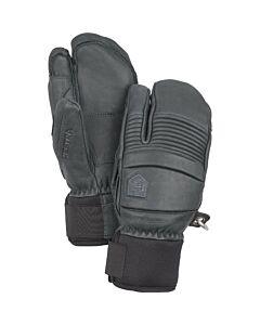 Hestra Fall Line 3-Finger Glove Men's-  Grey