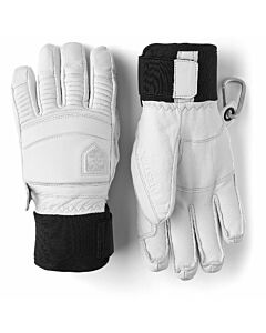 Hestra Fall Line Leather Glove Men's - Off White