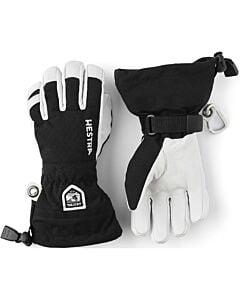 Hestra Heli Ski Glove Kid's- Black