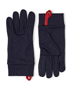 Hestra Touch Point Dry Wool Liner- Navy