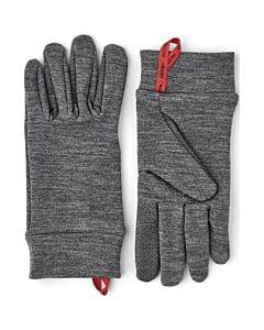 Hestra Touch Warmth Liner Glove - Grey