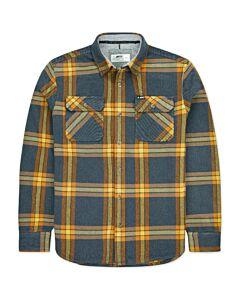 Jetty Arbor Flannel Men's- Iron