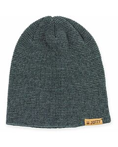 Jetty Highlands Beanie- Charcoal