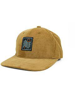Jetty Swell Snapback Hat- Reposado