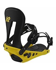 K2 Line Up Binding Men's- Yellow