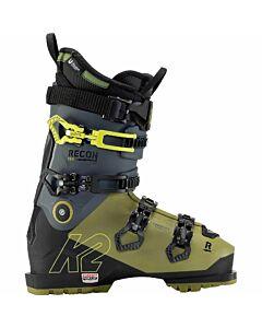 K2 Recon 120 MV Boots Men's- Green/ Black