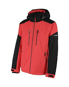 Karbon Hydrogen Jacket Men's- Red/ Black