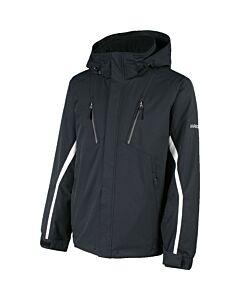 Karbon Proton Jacket Men's- Black/ White/ Charcoal