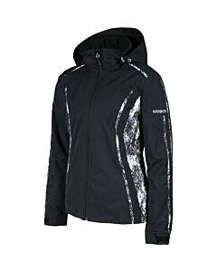 Karbon Reflect Jacket Women's- Black Print