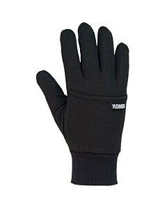 Kombi Kanga Glove Liner- Black