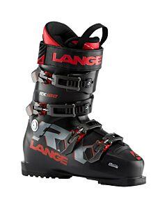 Lange RX 100 Boot Men's- Black/Red