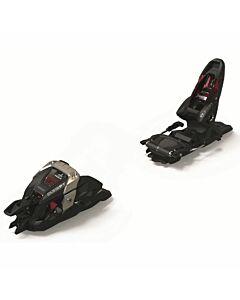 Marker Duke PT 12 Binding- Black/ Red