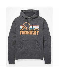 Marmot Coastal Hoodie Men's- Dark Steel Heather