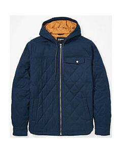 Marmot Mt. Rose Insulated Flannel Jacket Men's- Dark Indigo