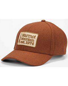 Marmot Retro Wool Hat- Scotch