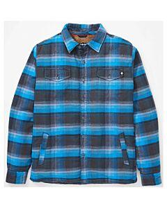 Marmot Ridgefield L/S Flannel Men's- Dark Indigo