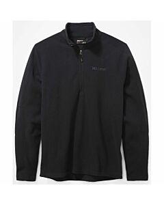 Marmot Rocklin 1/2 Zip Fleec Men's- Black