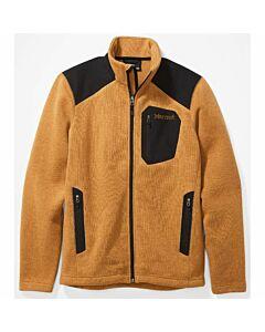 Marmot Wrangell Jacket Men's- Scotch/ Black