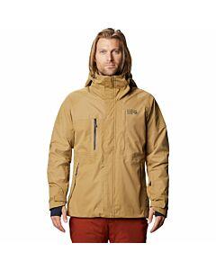 Mountain Hardware Firefall 2 Jacket Men's- Sandstorm