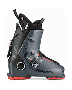 Nordica HF 100 Boots Men's- Anthracite/ Black/ Red