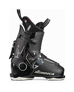 Nordica HF 75W Boots Women's- Black/ Dark Purple