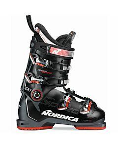 Nordica Speedmachine 100 Boots Men's- Black/ Anthracite/ Red