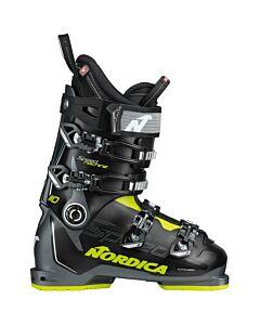 Nordica Speedmachine 110 Boots Men's- Black/ Yellow