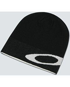 Oakley Ellipse Beanie- Black/White