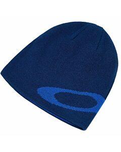 Oakley Ellipse Beanie- Dark Blue