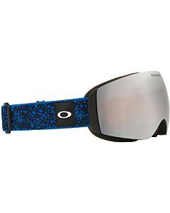 Oakley Flight Deck M Primary Goggles- Black Crackle w/ Prizm Black