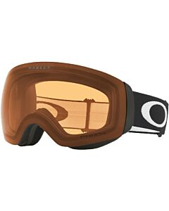 Oakley Flight Deck XM Goggle- Matte Black w/ Prizm Persimmon