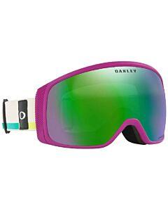 Oakley Flight Tracker M Goggles- Color Code w/ Prizm Jade