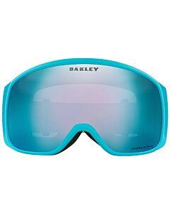 Oakley Flight Tracker M Goggles- Sky Blue w/ Prizm Sapphire