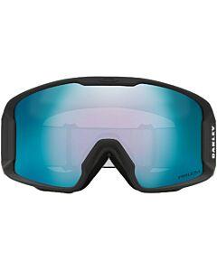 Oakley Liner Miner XM Goggle- Matte Black w/ Prizm Sapphire Iridium