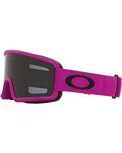 Oakley Target Line M Goggles- Ultra Purple w/ Dark Grey