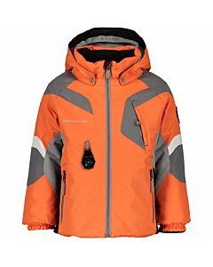 Obermeyer Altair Jacket Boy's- Ober Orange