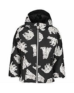 Obermeyer Ash Jacket Boy's- Polar Opp