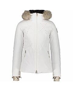 Obermeyer Evanna SC Down Jacket Women's- White