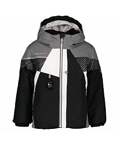 Obermeyer Orb Jacket Boy's- Black