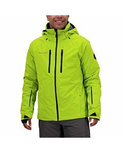 Obermeyer Raze Jacket Men's- Matcha