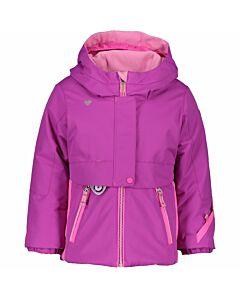 Obermeyer Stormy Jacket Girl's- Prickly Pear