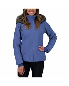 Obermeyer Tuscany Elite Jacket Women's- Blue Ash