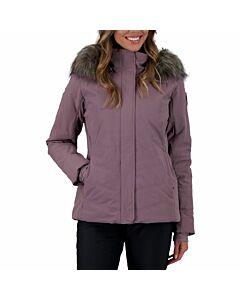 Obermeyer Tuscany Elite Jacket Women's- Purple Reign