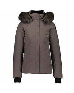 Obermeyer Tuscany Elite Jacket Women's- Suitable Grey
