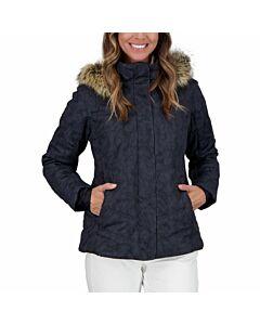 Obermeyer Tuscany II Jacket Women's- Black Ice