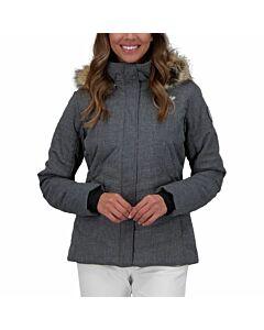 Obermeyer Tuscany II Jacket Women's- Charcoal