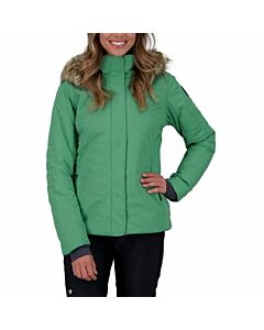 Obermeyer Tuscany II Jacket Women's- Eucalytus