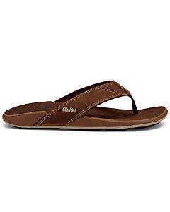 OluKai Nui Sandal Men's- Rum